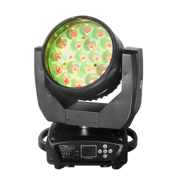 19x15w Led Moving Head Zoom Candy