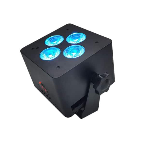 4X18W Led Battery Par Light