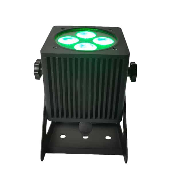4x18w Led Battery Uplight Outdoor