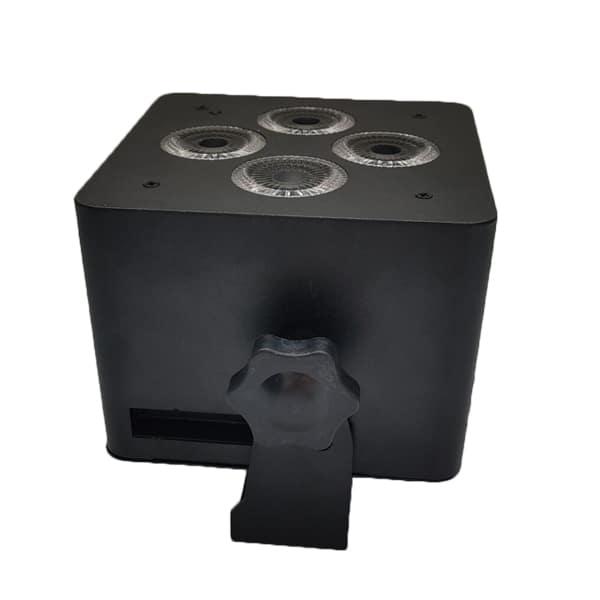 4x18w Led Battery Par 2.4g Wireless