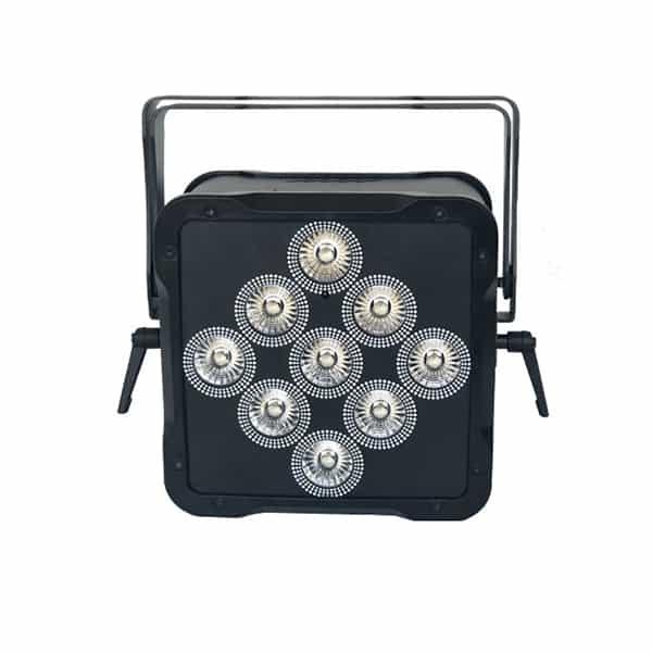 9x18w Led Battery Wireless Parcan Uplight
